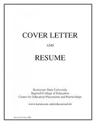 How To Do A Cover Letter For Resume Free Resume Example And