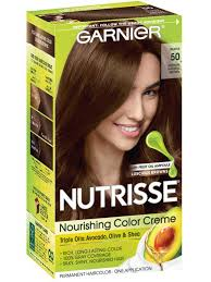 Garnier Color Naturals Shades Chart Medium Natural Brown 50 Truffle
