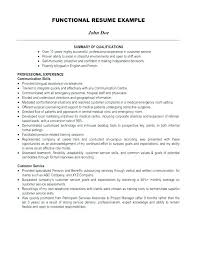 Sample Executive Summary For Resume Example Of A Summary For A Resume Bitacorita