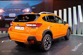 2018 subaru hatchback. unique hatchback 2018 subaru xv debuts in geneva as imprezau0027s rugged brother intended subaru hatchback