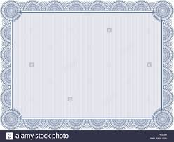 white certificate frame blank certificate frame isolated on white stock vector art