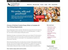 customessaywriter co uk review scam or legit  customized essay services