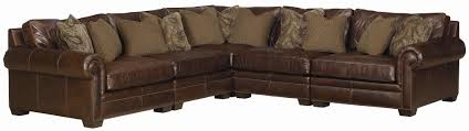 Traditional Sectional Sofas Living Room Furniture Bernhardt Grandview 5 Piece Traditional Sectional Sofa Baers
