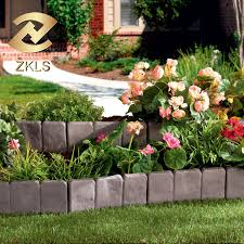 garden barrier.  Barrier Outdoor Brick Design Barrier Plastic Garden Fence For Flower Fencing  Buy  FenceGarden FencePlastic Product On Alibabacom And Alibaba