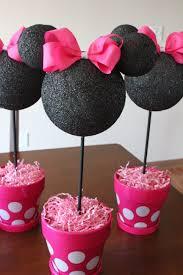 minnie mouse centerpiece decorations