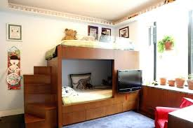 custom bunk bed designs. Contemporary Designs Custom Loft Beds For Kids Wood Home Improvement Good Pertaining To Bed  Designs 9 Built In  Bedroom Modest Cool Bunk  To Custom Bunk Bed Designs