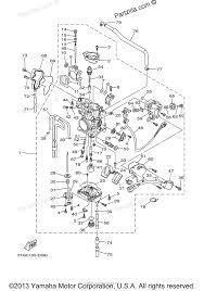 Yamaha atv 2006 oem parts diagram for carburetor partzilla new yfz 450 wiring