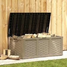 wooden outdoor storage box wooden garden storage box wooden outdoor wooden outdoor storage box bunnings