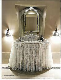 wonderful decoration bathroom sink skirt how to make a bathroom sink skirt awesome pedestal sink covered