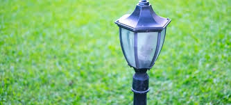 replace an outdoor lamp post in 5 steps