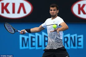However, the eastern grip may not last long in rallies because of its flatter strokes and therefore more risky in long rallies. Grigor Dimitrov Battles Back To Win Epic Five Set Clash Against Marcos Baghdatis At Australian Open Daily Mail Online