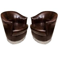 chairs great barrel chairs for antique furniture barrel small leather swivel recliner chair