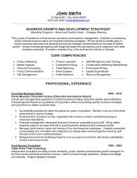Free Business Resume Template Company Resume Templates Nice Business ...