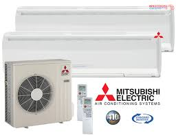 20000 btu mitsubishi mr slim ductless mini split air conditioner product details