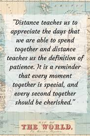 Quotes About Friendship Distance Long Distance Quotes Click through for more great LDR love quotes 38