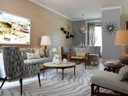 Beautiful Mid Century Modern Living Room Ideas