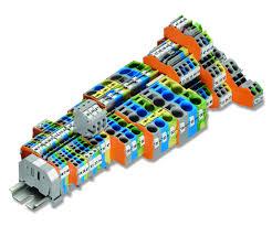 topjob reg s rail mounted terminal blocks push in cage clamp reg wago topjobreg s rail mount terminal blocks push in cage clampreg reliability