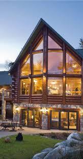 Cabin Windows best 25 log cabin homes ideas cabin homes log 7474 by uwakikaiketsu.us