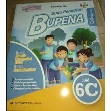 Kunci jawaban bupena 3b pembahasan latihan soal tema 3 sub tema 1 hal 24 25 bupena3b daring pjj. Jual Bupena 6c Kelas 6 Sd Penerbit Erlangga Edisi Revisi Jakarta Timur Toko Remas Tokopedia
