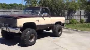 Chevy K5 Blazer with 383 Stroker - YouTube