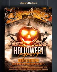 halloween party flyer template free halloween party flyer templates halloween flyer template psd 45 best