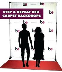 Red Carpet Backdrop Template Step And Repeat Backdrop Free Red
