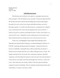 self reflection report writing define success essay data how to write a personal reflective essays examples