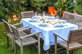 outdoor vinyl tablecloth round outdoor round vinyl tablecloth with umbrella hole