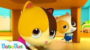Mèo con gặp động đất | Đội siêu cứu hộ Kiki & Miumiu | Tuyển tập hoạt hình  nhạc thiếu nhi