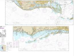 Noaa Intracoastal Waterway Charts Noaa Chart Intracoastal Waterway Tampa Bay To Port Richey 11411
