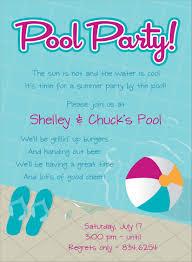 part invites swimming party invitations delli beriberi co
