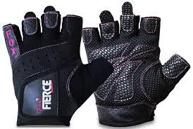 fox fierce women s weightlifting gloves