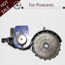 790 t Robot sağ tekerlek sol tekerlek proscenic 790T 790 t robotik elektrikli  süpürge yedek parçaları aksesuarları yedek|Elektrikli Süpürge parçaları