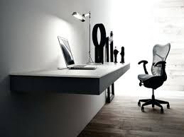 appealing ideas of wall mounted computer desks to bring spacious looks heram decor awesome home interiorcomputer