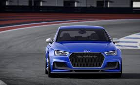 Audi Thinking of Manual S3 and RS3 Sedan for America - autoevolution