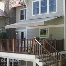 Deck Patio Exterior Outdoor Durasol Awnings Window Products Ct
