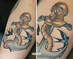 якорь значение татуировок в россии Rustattooru