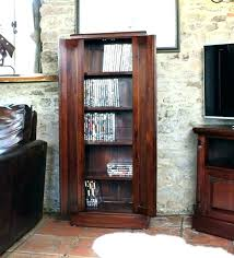 cd cabinet with doors glass cd storage unit view larger black dvd