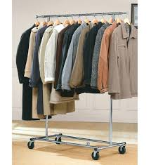 Commercial Coat Racks On Wheels wardrobe rack ifckrspace 44