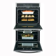 Pc Richards Kitchen Appliances Ge 30 Double Electric Wall Oven Stainless Steel Pcrichardcom