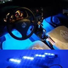 Car Atmosphere Light Price Kkmoon 12v 12 Led Car Auto Interior Atmosphere Lights
