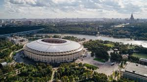 Ekaterinburg Arena Seating Chart Russian World Cup Stadiums Hosting Matches In 2018