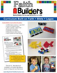 Legos For Free Free Faith Builders Lego Curriculum Launch Nephilim The Remnants