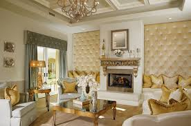 Small Picture 11 Trendy Rooms with Tufted Wall Panels