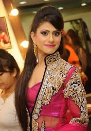 meenakshi dutt party makeup bridal series meet real bride ankita mydala