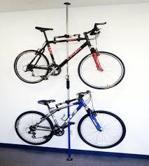 Stoneman Sports -- Sparehand Floor To Ceiling Multi-Bike Storage Q-Rack  System