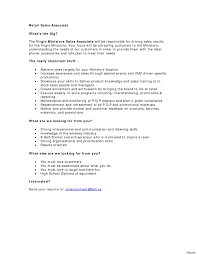 Cool Resume Retail Sales Skills Contemporary Entry Level Resume