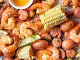 vietnamese cajun shrimp boil cooking