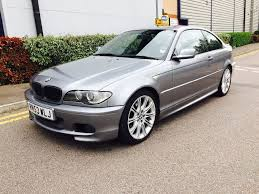 2004/53 BMW 325 CI M SPORT GREY COUPE FULL BMW HISTORY 1 YEAR MOT ...