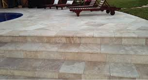 modern travertine tile cost at awesome flooring design ideas pictures tips and